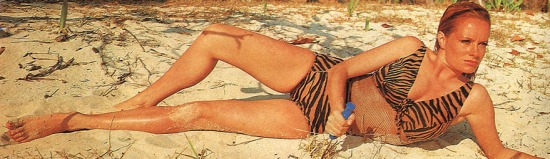 luciana_paluzzi_thunderball_publicity_shot_in_tiger_print_mesh_swimsuit