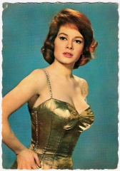 luciana_paluzzi_young_with_short_hair_in_gold_dress