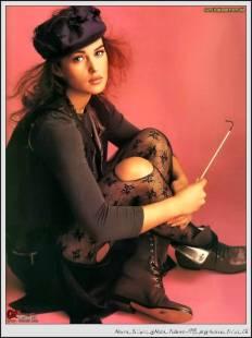 monica_bellucci_young_in_moda_magazine_february_1993