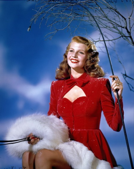 rita_hayworth_on_a_christmas_sleigh