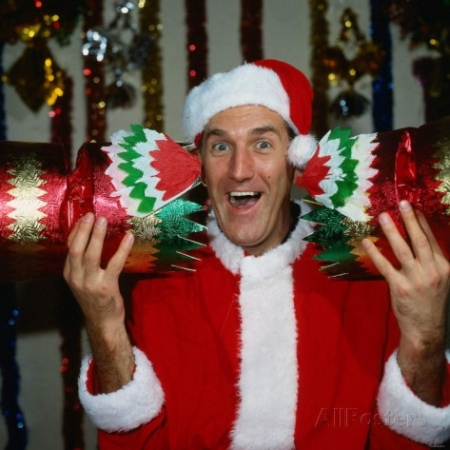 russ_abbot_dressed_as_santa_in_1986